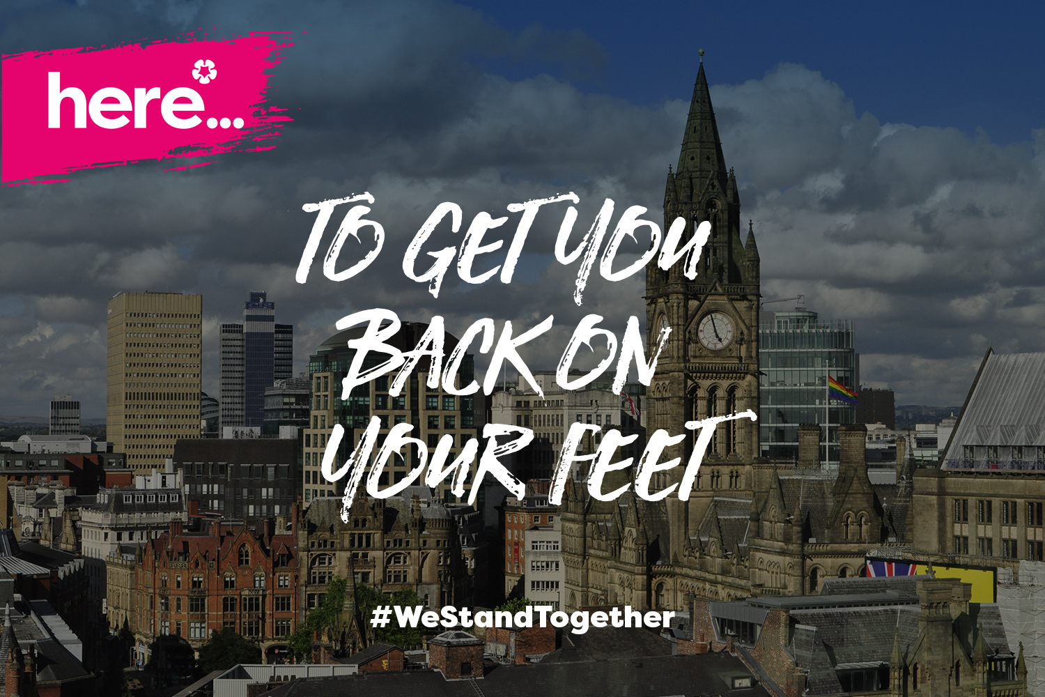 Nest Lancashire - here to get you back on your feet